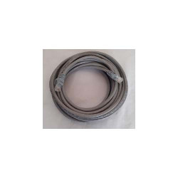 CAT 6E RJ45 15m Network Ethernet CAT6E UTP LAN Patch Cable (Gray)