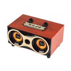 Innovative Retro Wooden XM-6 Bluetooth Speaker