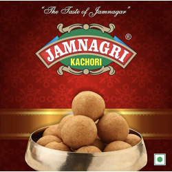Jamnagar's Premium Sweet & Salty Dry Fruits Kachori, 500gm